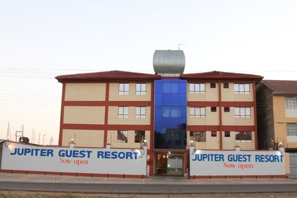 Jupiter Guest Resort Lang'ata