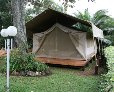 Wildebeest Camp Nairobi.